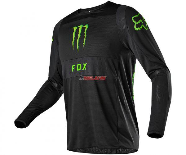 FOX Jersey: 360 Monster/PC, schwarz