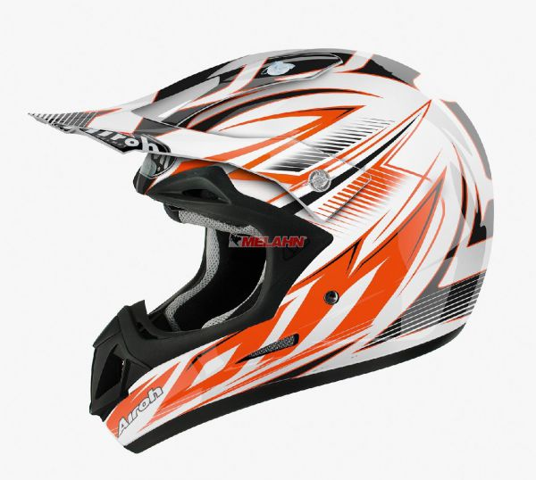 AIROH Helm: Jumper Sting, orange