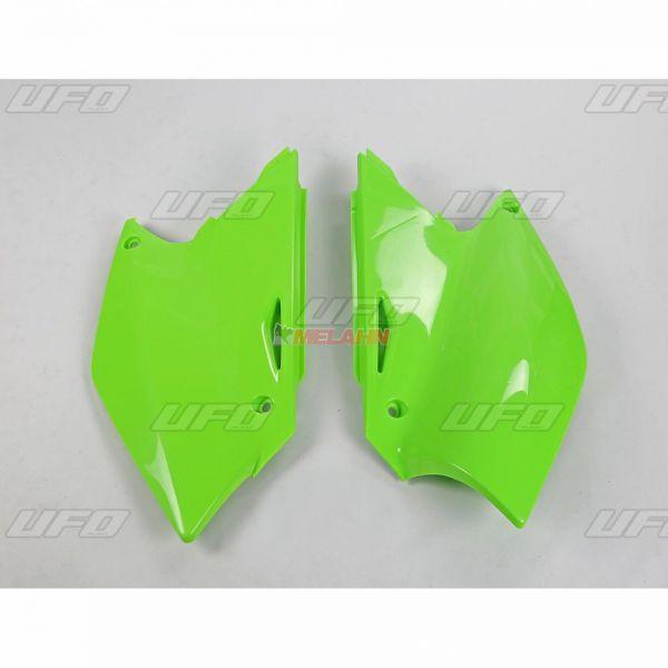 UFO Seitenteile (Paar) KXF 250 04-05, grün05