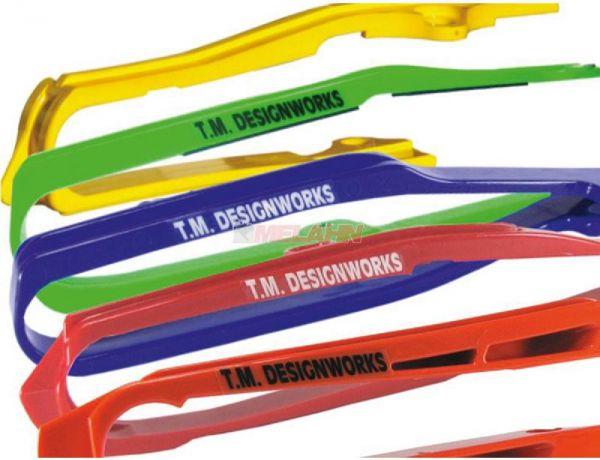 T.M. DESIGNWORKS Schwingenschleifer Honda CRF 250 14-17 / 450 13-16, rot