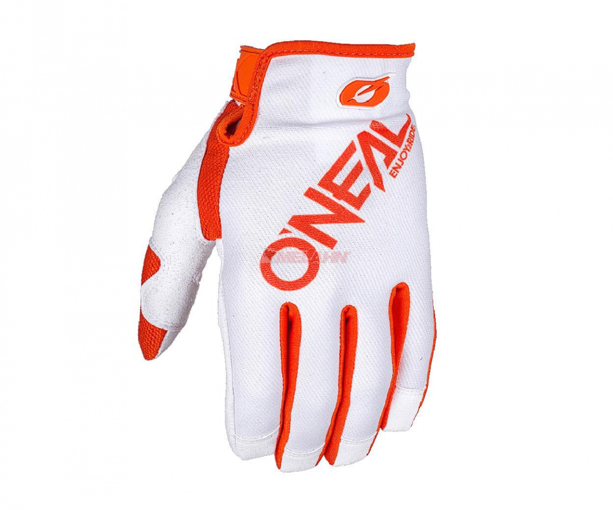 orange weiß Motocros ONEAL 2018 MAYHEM TWO FACE  Motocross Handschuhe Herren